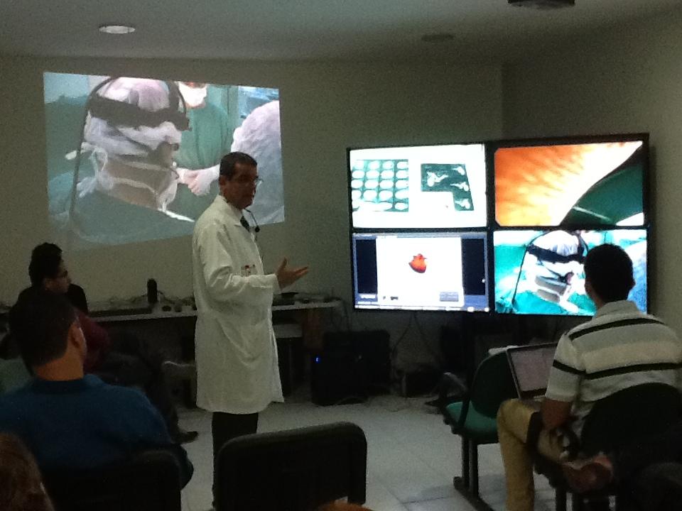 Demonstração da Artrhon em Telemedicina
